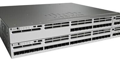 Cisco Catalyst Switches 3850 Fiber