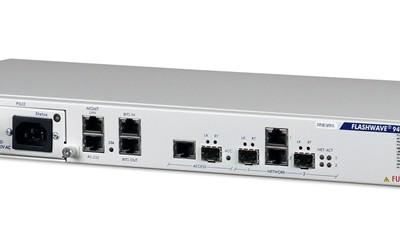 FLASHWAVE 9410 Ethernet Access over Fiber